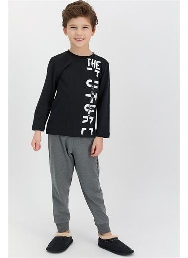 Roly Poly Pijama Takım Siyah